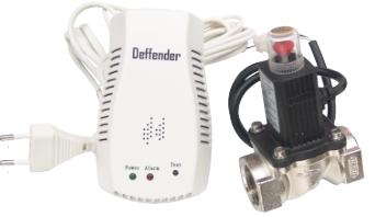 instalare detector gaze