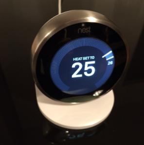 instalare termostat nest