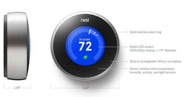 termostat nest