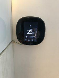 instalare termostat ecobee