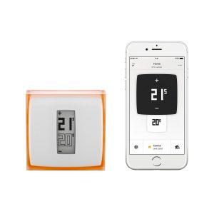 instalare termostat netatmo